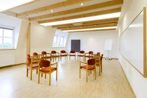 Tagungsraum Arche in Haus Ohrbeck, ideal für Meetings, Tagungen, Seminare in der Region Osnabrück, Emsland, Oldenburg