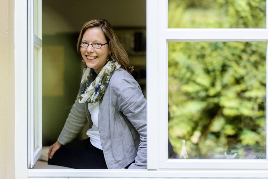 Dr. Uta Zwingenberger, Referentin im Haus Ohrbeck